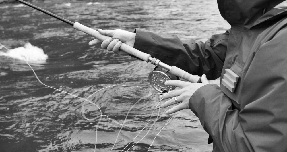 Heads tips and headaches setting up your spey rod for Fishing rod setup